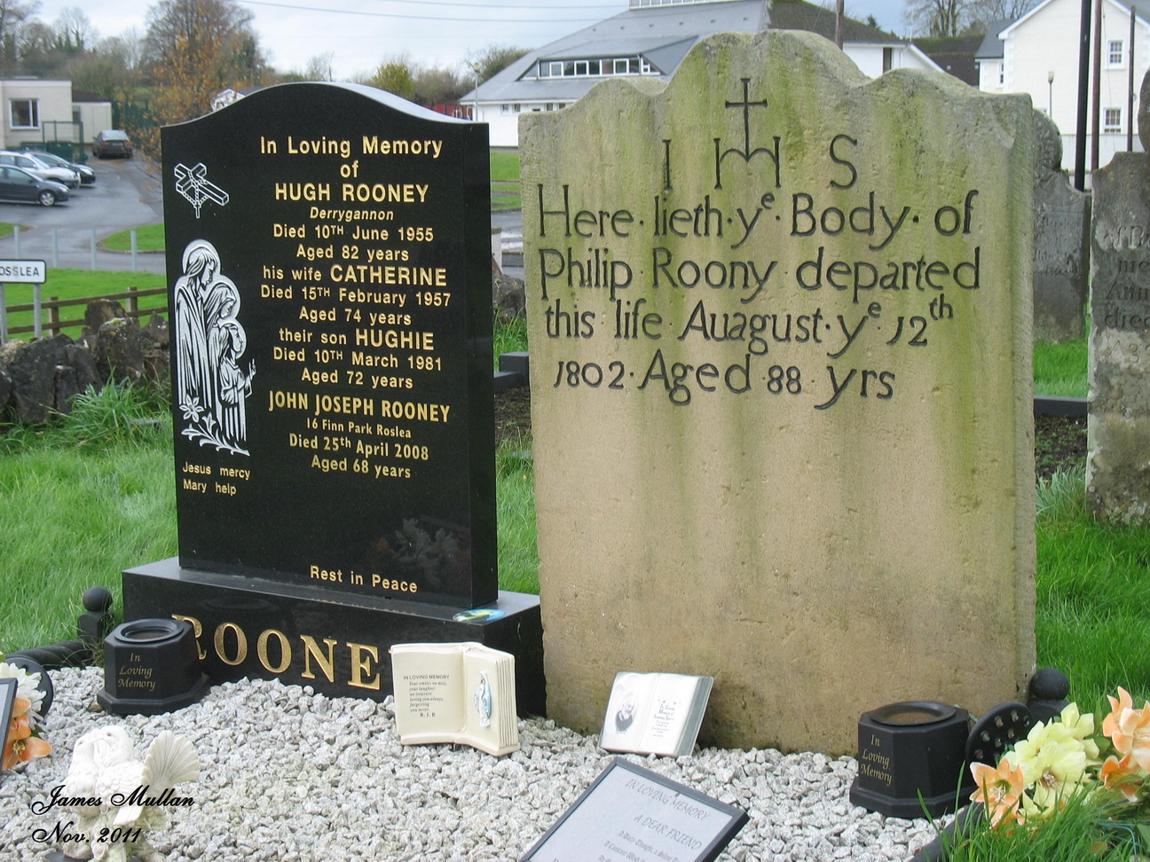 Francey Rooney plot. Does anyone know how Phillip is related?